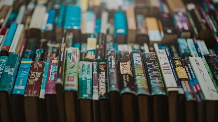 Knjige, ki jih gledamo na malih zaslonih