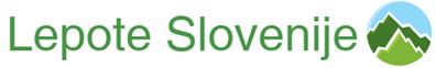 logo lepote slovenije